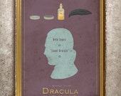 Dracula - Universal Monsters Series - 27x40 (Theatrical Size) Movie Poster