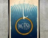 Big Fish 11x17 Movie Poster