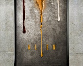 Alien 11x17 Movie Poster