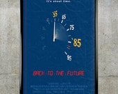 Back to the Future 11x17 Movie Poster