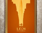 Leon: The Professional 27x40 (Theatrical Size) Movie Poster