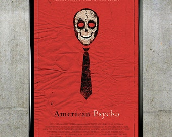 American Psycho 11x17 Movie Poster