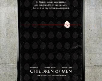 Children of Men 11x17 Movie Poster