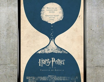 Harry Potter and the Prisoner of Azkaban 11x17 Movie Poster