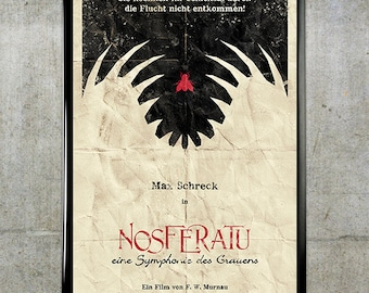 Nosferatu 11x17 Movie Poster