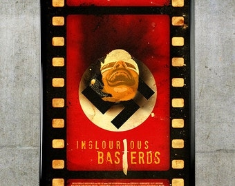 Inglourious Basterds 11x17 Movie Poster