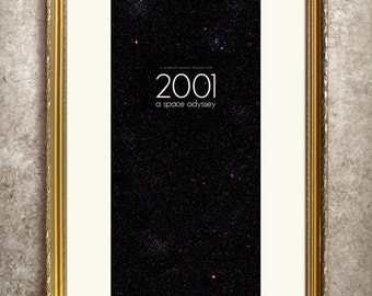 2001: A Space Odyssey 27x40 (Theatrical Size) Movie Poster