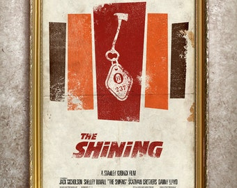 The Shining 27x40 (Theatrical Size) Movie Poster