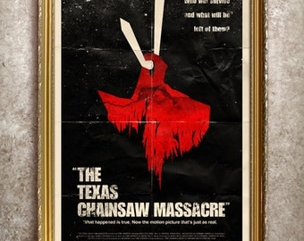 The Texas Chainsaw Massacre 27x40 (Theatrical Size) Movie Poster