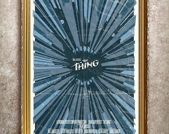 The Thing 27x40 (Theatrical Size) Movie Poster 1