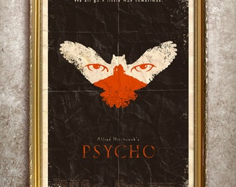 Psycho 27x40 (Theatrical Size) Movie Poster