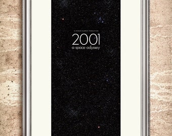 2001: A Space Odyssey 24x36 Movie Poster