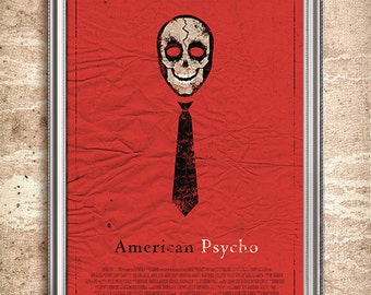American Psycho 24x36 Movie Poster