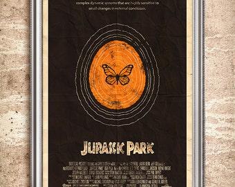 Jurassic Park 24x36 Movie Poster