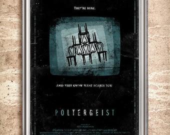 Poltergeist 24x36 Movie Poster