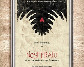 Nosferatu 24x36 Movie Poster
