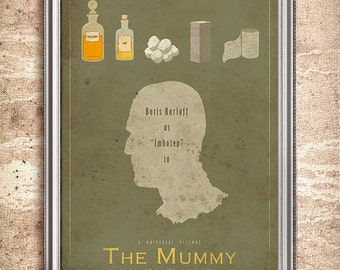 The Mummy - Universal Monsters Series - 24x36 Movie Poster