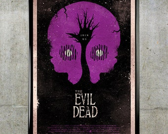 The Evil Dead 11x17 Movie Poster