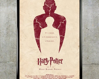 Harry Potter and the Half-Blood Prince 11x17 Movie Poster