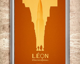 Leon: The Professional 24x36 Movie Poster