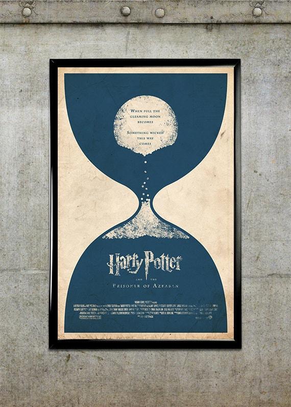 Harry Potter and the Prisoner of Azkaban 11x17 Movie Poster