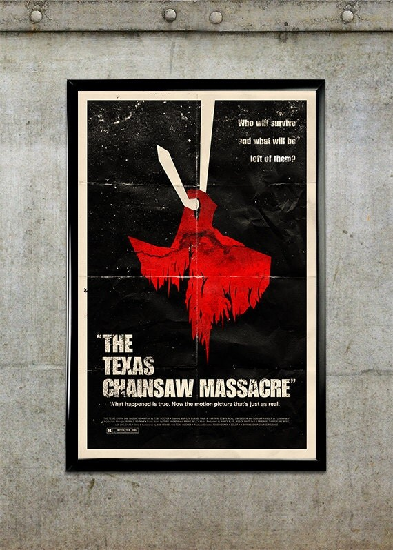 The Texas Chainsaw Massacre 11x17 Movie Poster