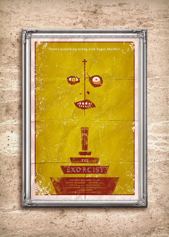The Exorcist 24x36 Movie Poster