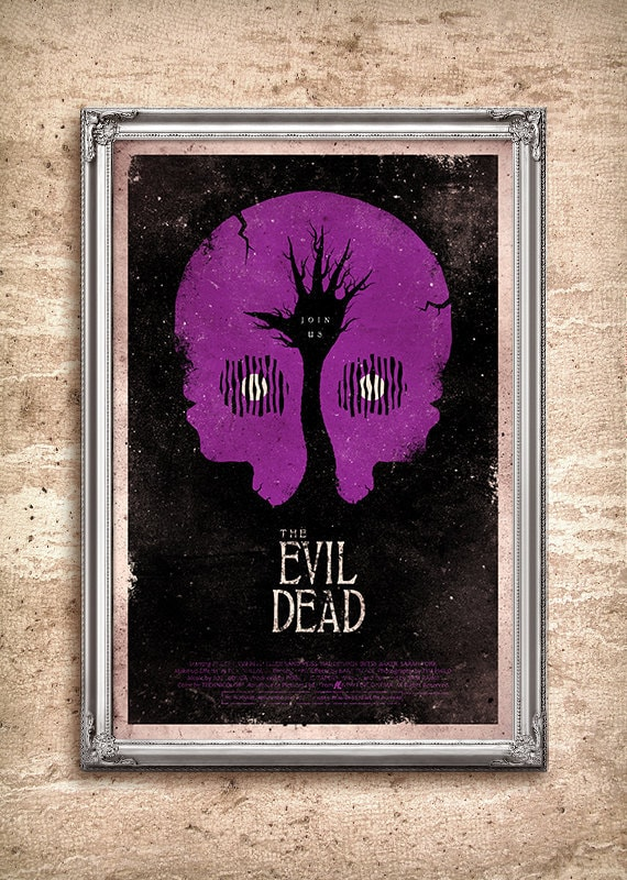 The Evil Dead 24x36 Movie Poster