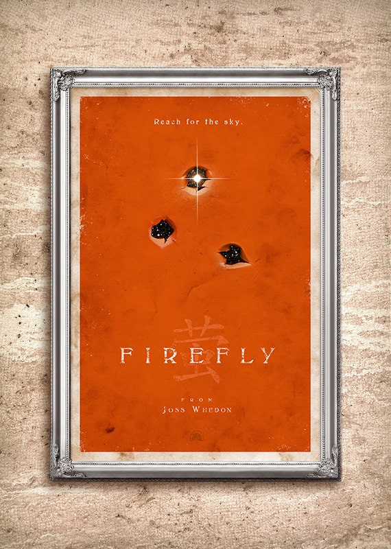 Firefly 24x36 Poster