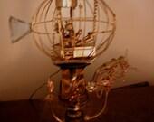 Dr.Lou's Dirigibles Lamp  Zeppelin World  Cool Sculpture