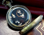 Oracle - Dexterity Game in Pocket Watch case - Pendant