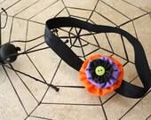 The Halloween Yoyo Headband