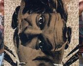 The Black Keys - Screenprinted Poster