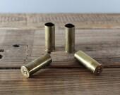 Custom order of ten 44 magnum brass bullet casings