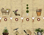 Garden Tags Download print