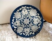 RESERVED-Handpainted decorative plate (Starlife special)