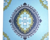 Decorative Wall Panel - Wall Medallion Print by Trina Turk