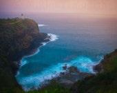 Kilauea Lighthouse - 22x22 Fine Art Photograph on Canvas