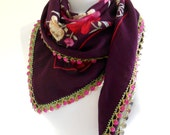 authentic, mothers day, wedding, bride, Scarf ,2012 Spring Fashion,  Traditional Turkish-style,