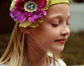 your style has hatched - Kids Flower Headband