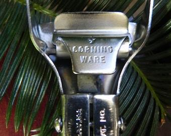 VIntage Corningware Pot Holder Handle