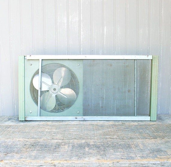 Expanding marvin window fan and screen circa by route11vintage for Marvin window screens