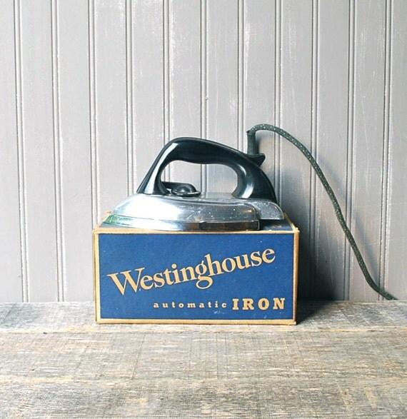 Westinghouse iron, circa 1950