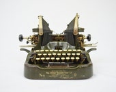The Oliver Standard Visible Typewriter No. 9 - Printype - Antique (1915-1919)