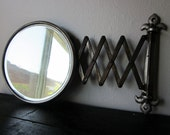 Vintage Shaving Mirror