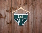 Size Unisex Small - Font & Back Triforce/Zelda Unisex Undies - The Lengend of Zelda