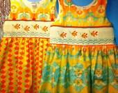 RESERVED for KRISTEN Sister Dresses