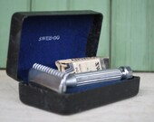 Vintage Swee-Do Razor in Box with Swee-Do Hi Test Blades