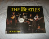 The Beatles 24 Posters Book