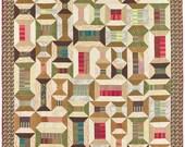 Spoolin' Around Quilt Pattern